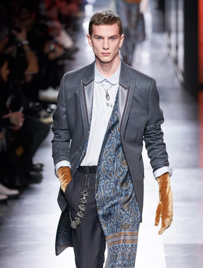 Collection Dior Homme pautomne hiver de Kim Jones !