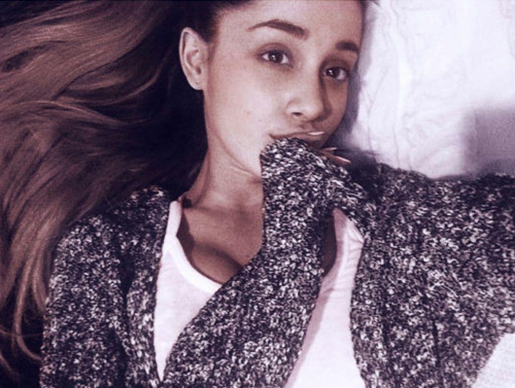 Ariana Grande sans maquillage. La star américaine est magnifique au naturel !