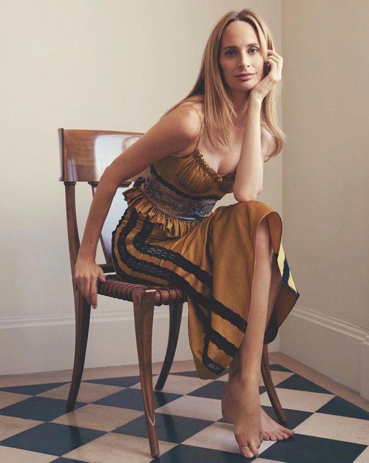 Lauren Santo Domingo, co-fondatrice du site de mode Moda Operandi.