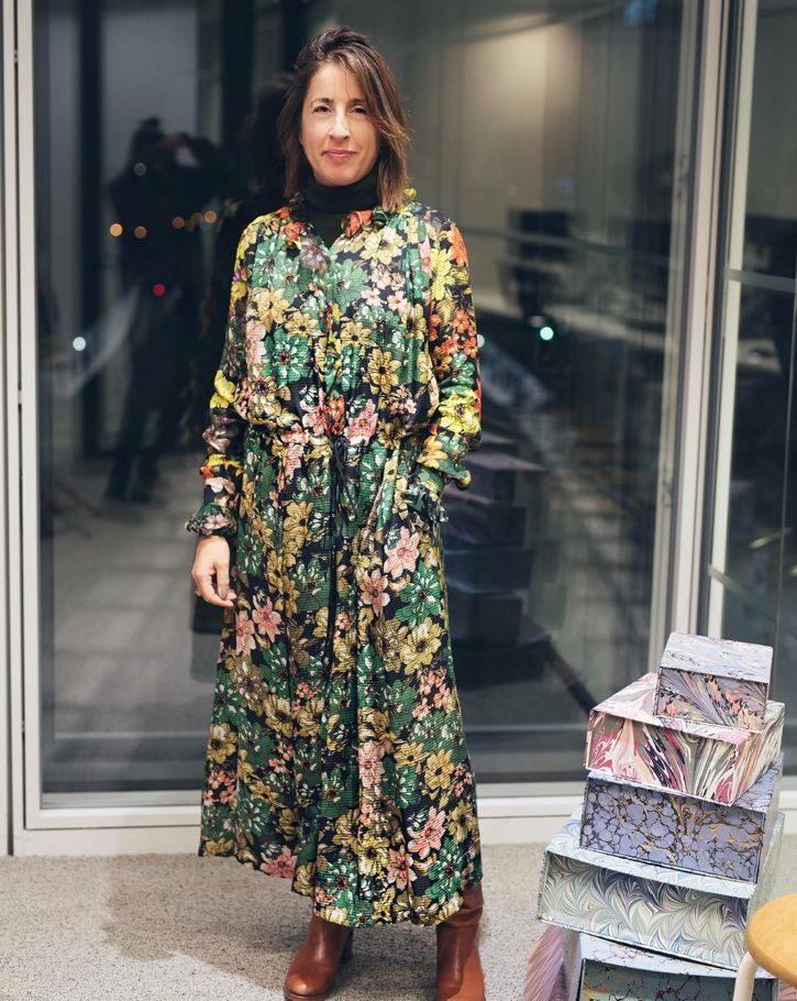Natalie Kingham, directrice des achats du site Matches Fashion.
