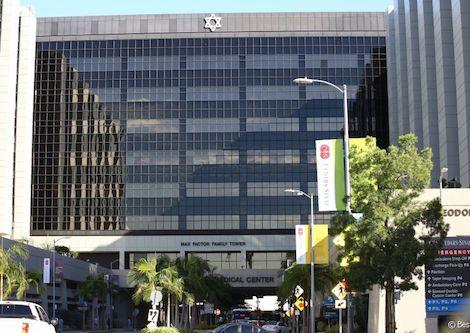 Centre médical Cedars-Sinai où est né le fils d'Ashton Kutcher et de mila kutnis