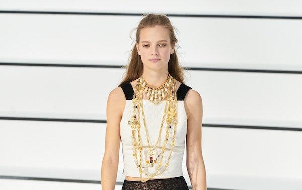 défilé Chanel par Virginie Viard