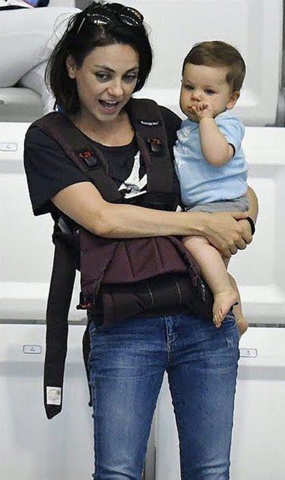 Dimitri avec Mila Kutnis