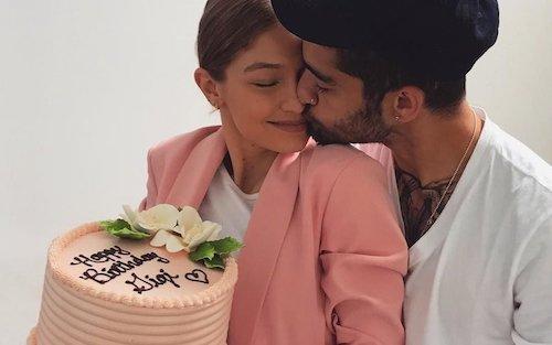Gigi Hadid et Zayn Malik attendent leur premier enfant