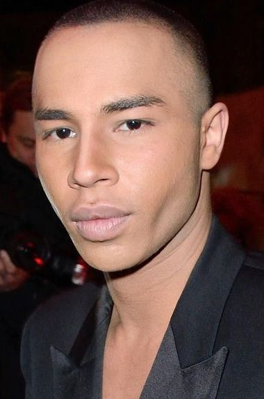 Injections olivier rousteing