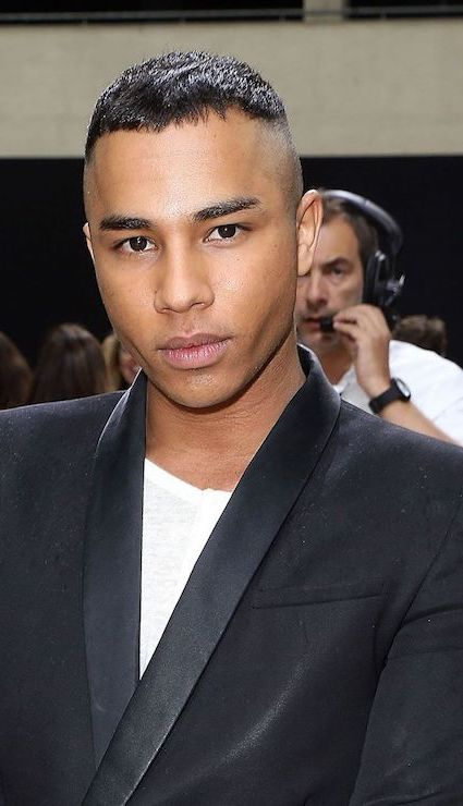 Lèvres Olivier Rousteing