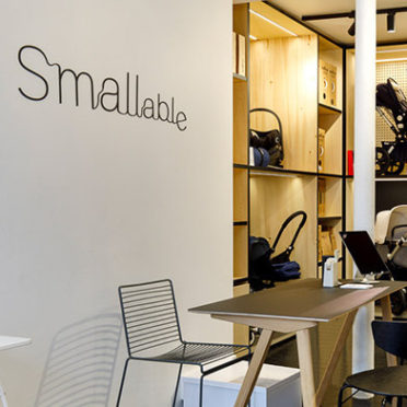 Smallable : Family Concept Store de Cécile Roededer et Pierre Rochand