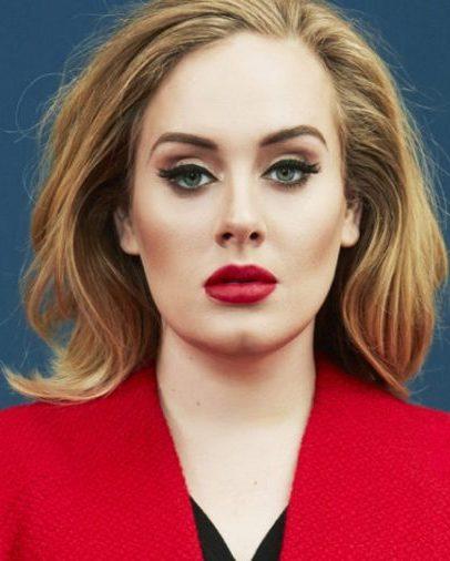 Le nez de Adele : rhinoplastie