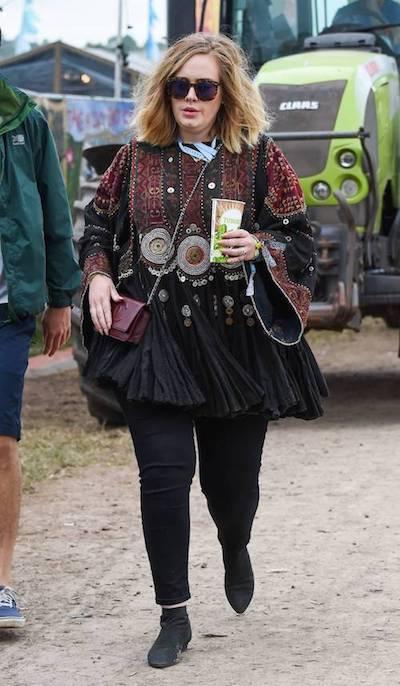Adele : spectaculaire perte de poids sur Instagram