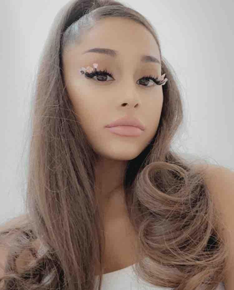 Ariana Grande après chirurgie esthetique