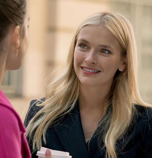 Camille Razat Emily in Paris