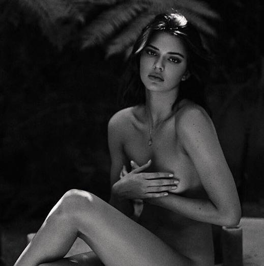 Kendall Jenner photos nue