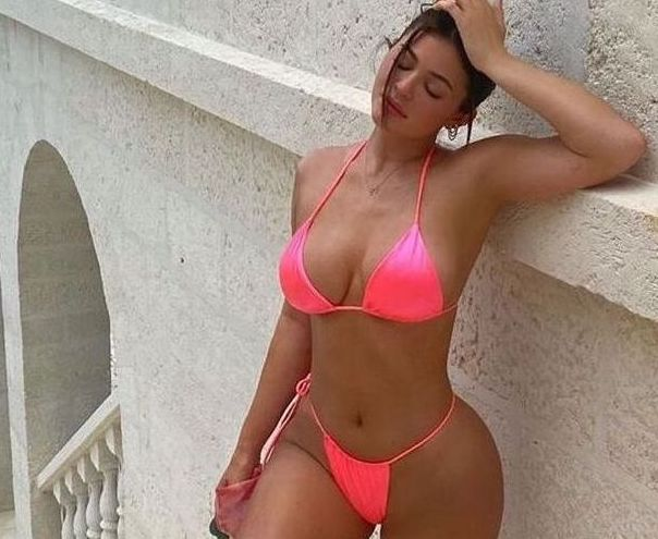 Transformation physique Kylie Jenner