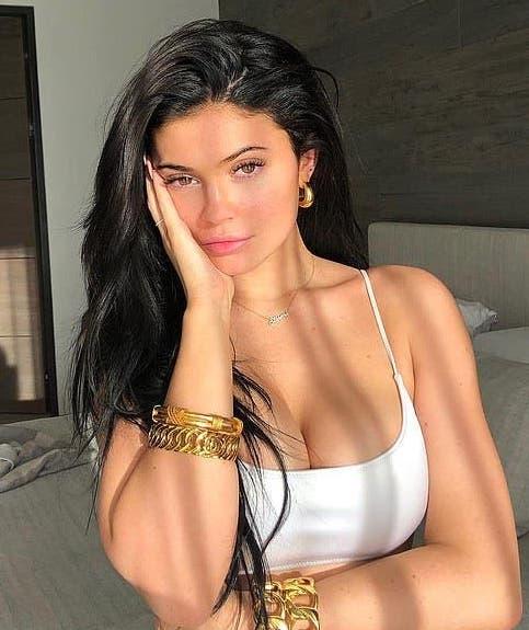 Seins Kylie Jenner Après Implants Mammaires