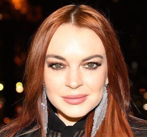 Lindsay Lohan après chirurgie