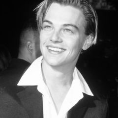 Photo Leonardo DiCaprio jeune
